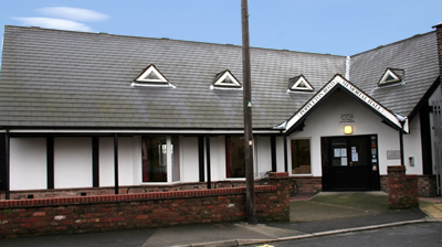 Poppleton Road Memorial Hall